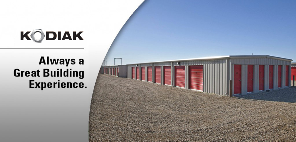 Prefab Steel Storage Building Solutions