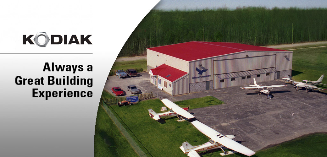 Custom Prefab Metal Aircraft Hangar Buildings