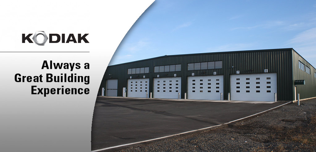 Custom Prefab Steel Warehouse Solutions