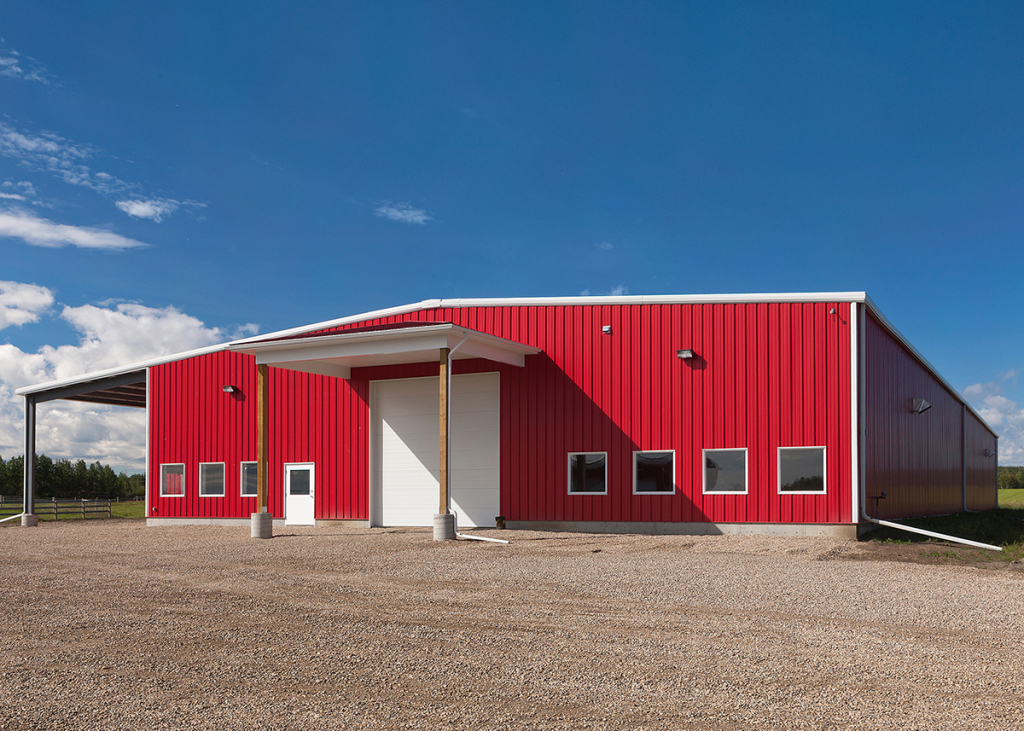 Arena for Prefabricated garages ontario