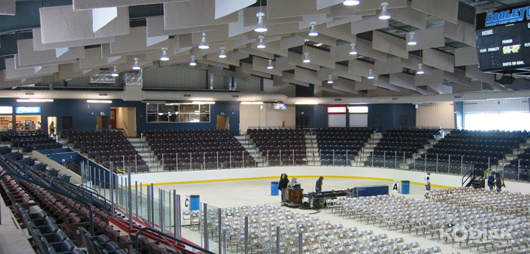 Credit-Union-Place-Arena-Kodiak-Steel-Buildings