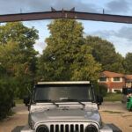 24x24 steel frame garage in guelph ontario