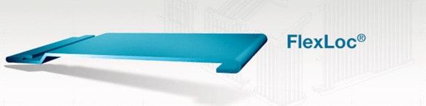 FlexLoc Curved Metal Roof Panel