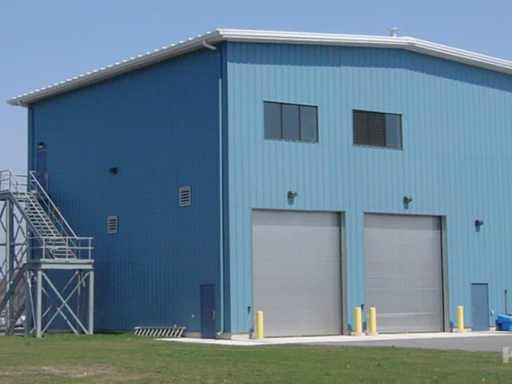 kodiak Industrial warehouse building