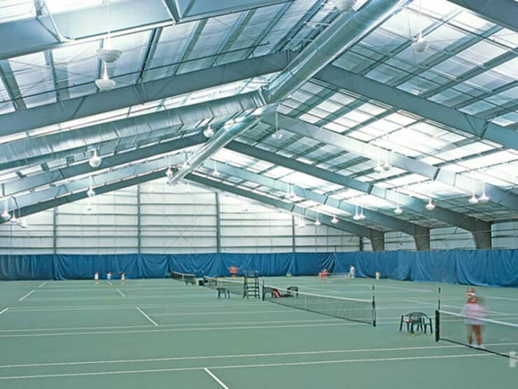 kodiak indoor recreation building