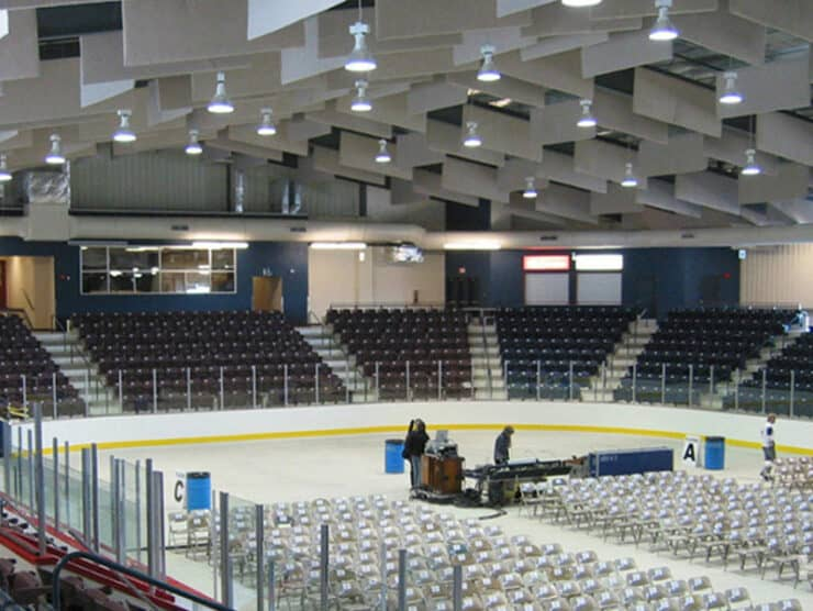 kodiak indoor sports arena building