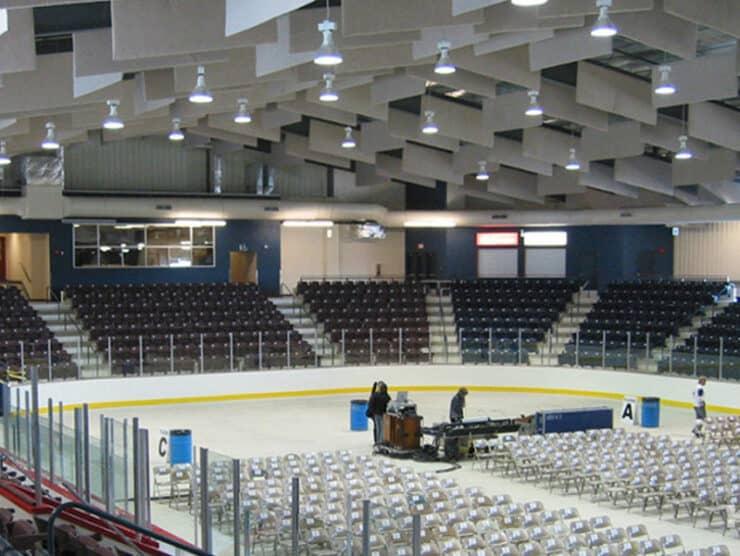 kodiak indoor sports arena building
