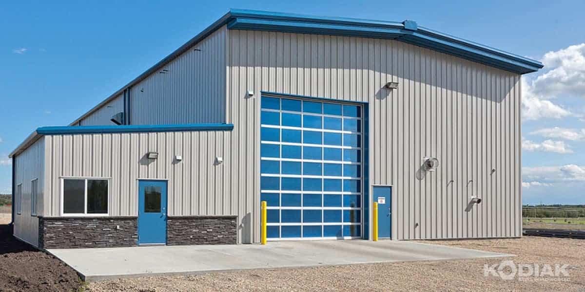 Prefab Steel Garages Steel Building Gallery Kodiak Steel Buildings