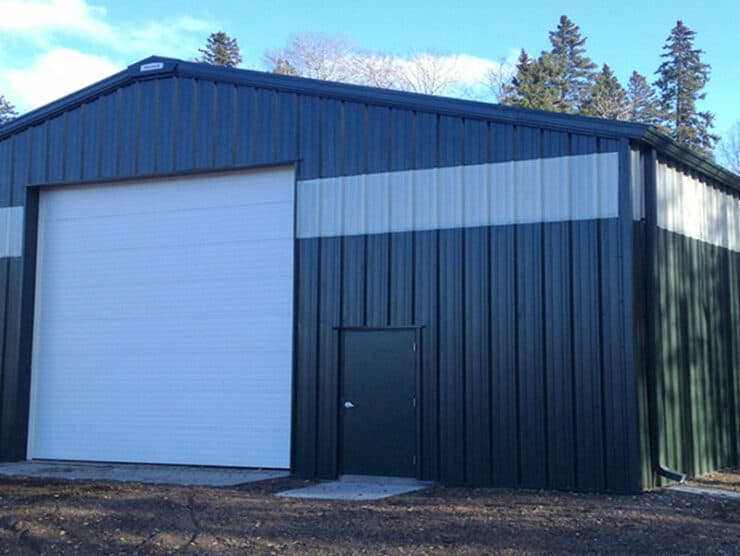Kodiak Storage Shed Building