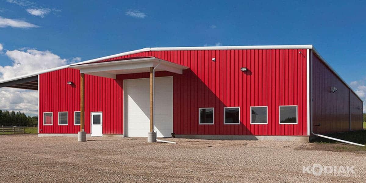 kodiak agricultural building
