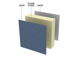 insulated metal wall panels - IMPS