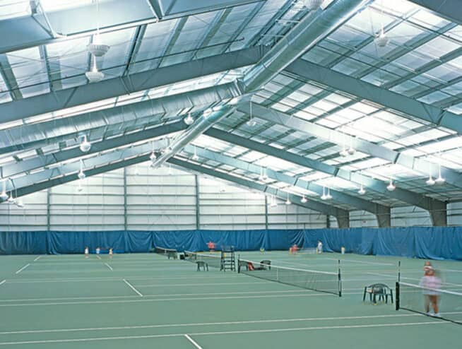 Recreation Buildings and Indoor Arenas