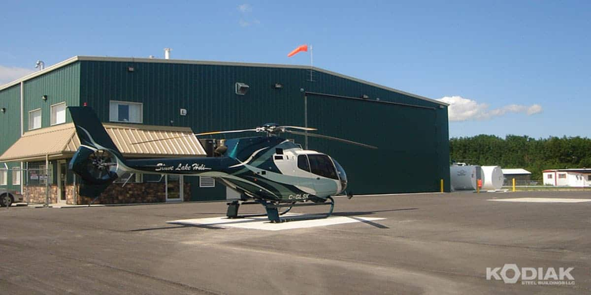 slave_lake_prefab_helicoptor_hangar_kodiak_steel_buildings