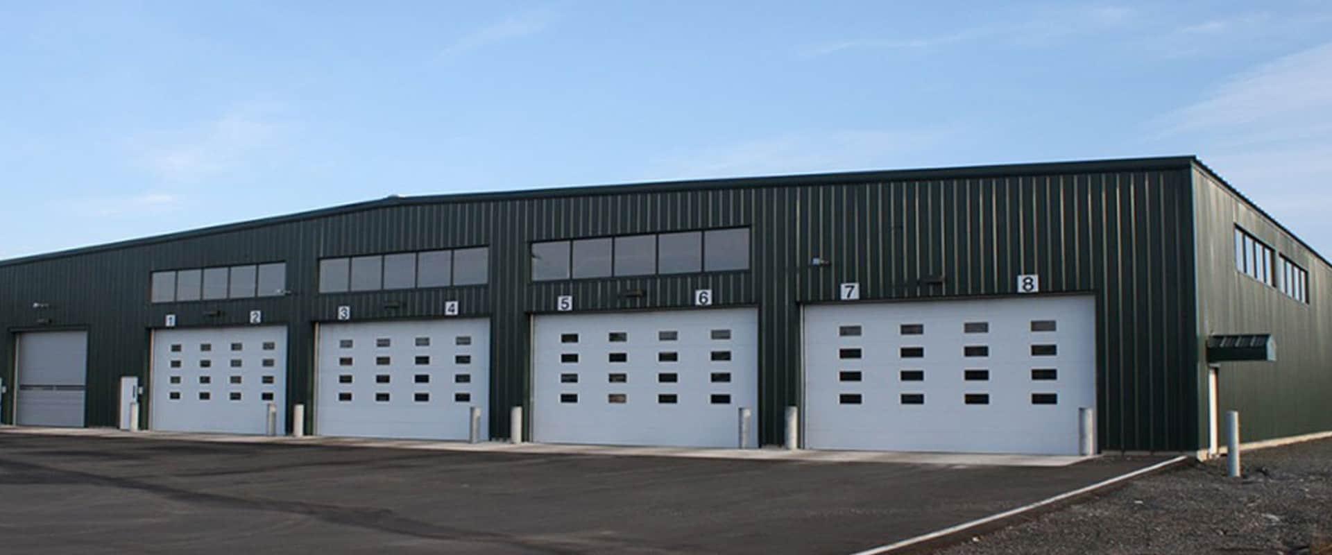 Kodiak Warehouse Buildings
