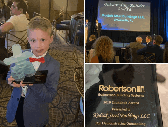 Outstanding Builder Award 2019