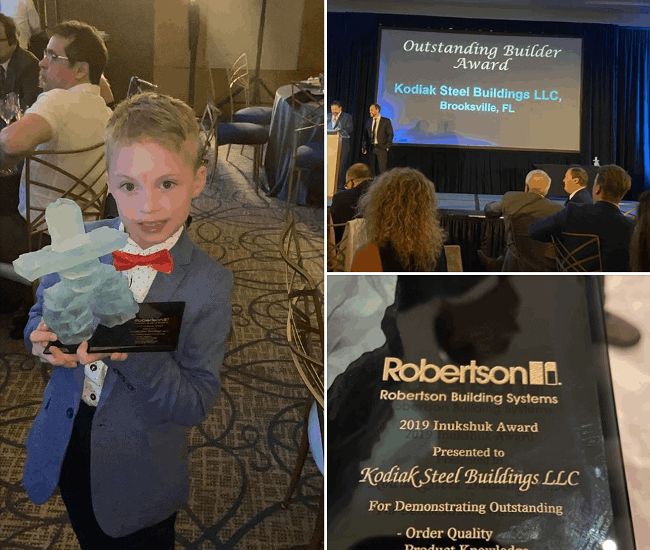 Outstanding Builder Award 2019