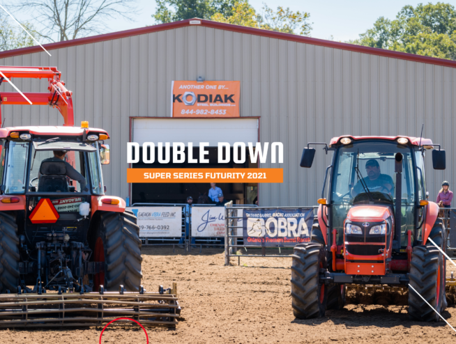 Double Down Super Series - Sherwood Riding Arena