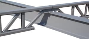 Long Bay Steel Truss Building System