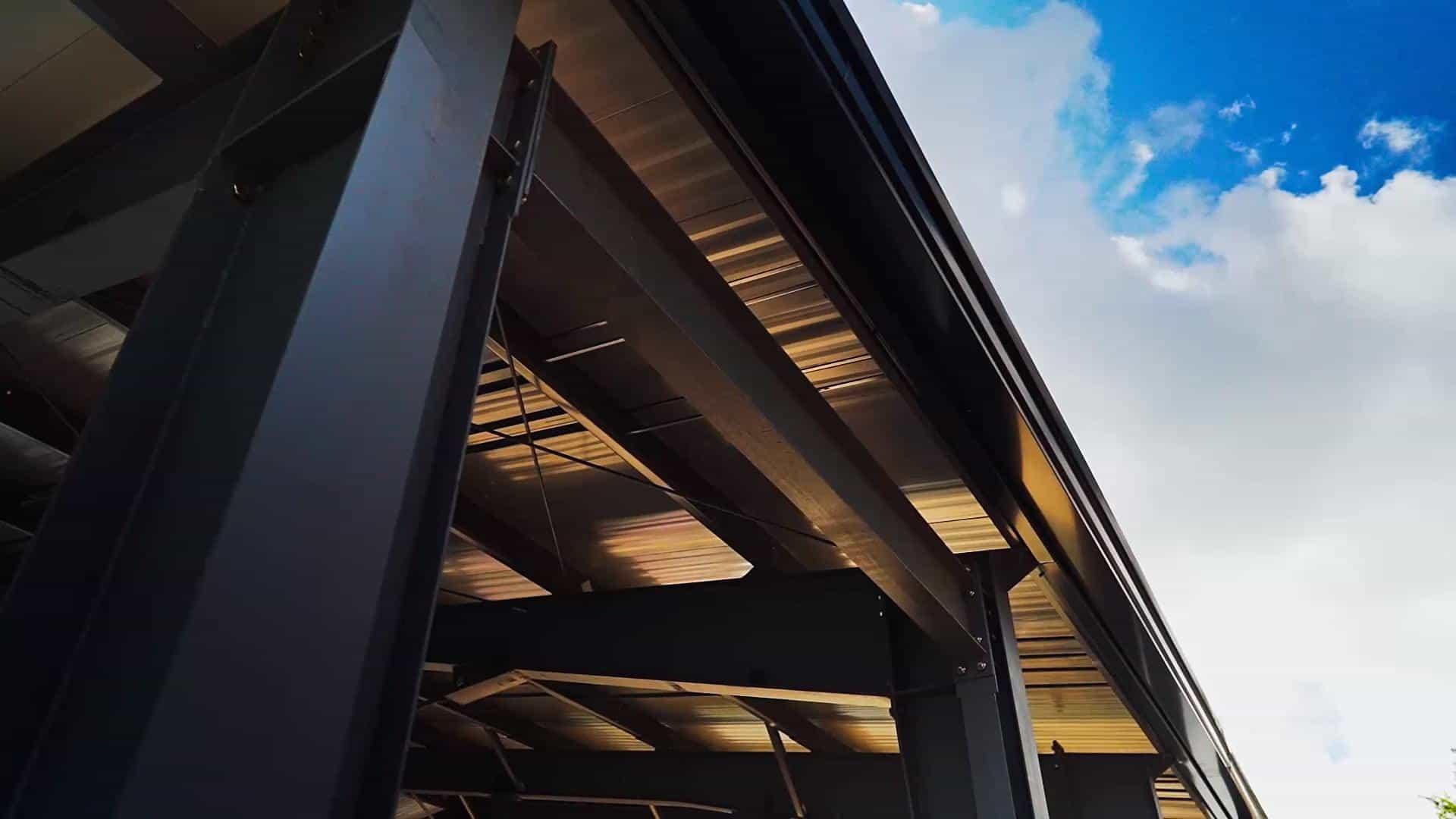 custom prefab steel beams
